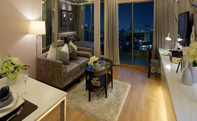 H-Sukhumvit-43-Bangkok-condo-1-bedroom-for-sale-3