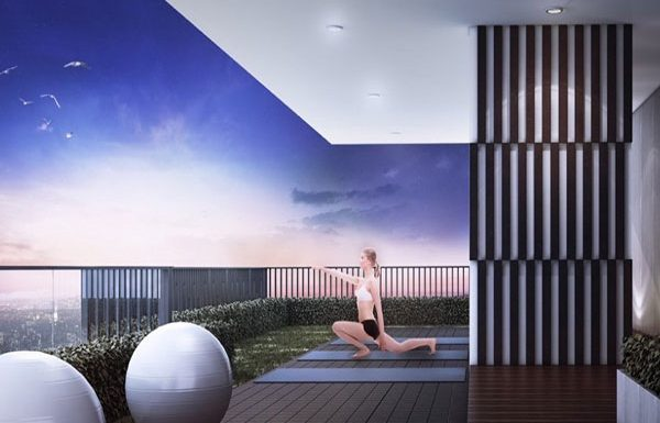 H-Sukhumvit-43-Bangkok-condo-for-sale-Sky-Yoga