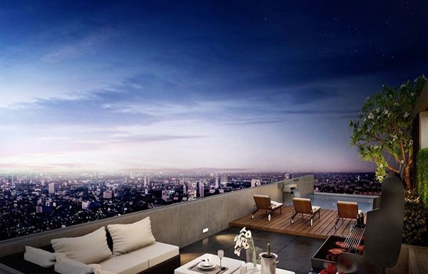 H-Sukhumvit-43-Bangkok-condo-for-sale-bbq