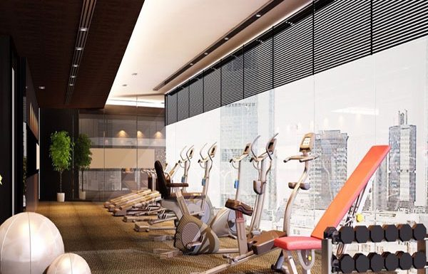 H-Sukhumvit-43-Bangkok-condo-for-sale-fitness2